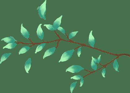 枝のイラスト